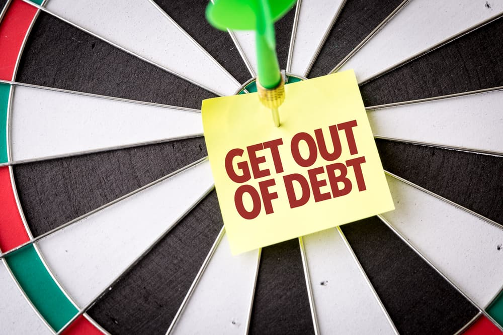 7 Ways to Get Out of Personal Debt