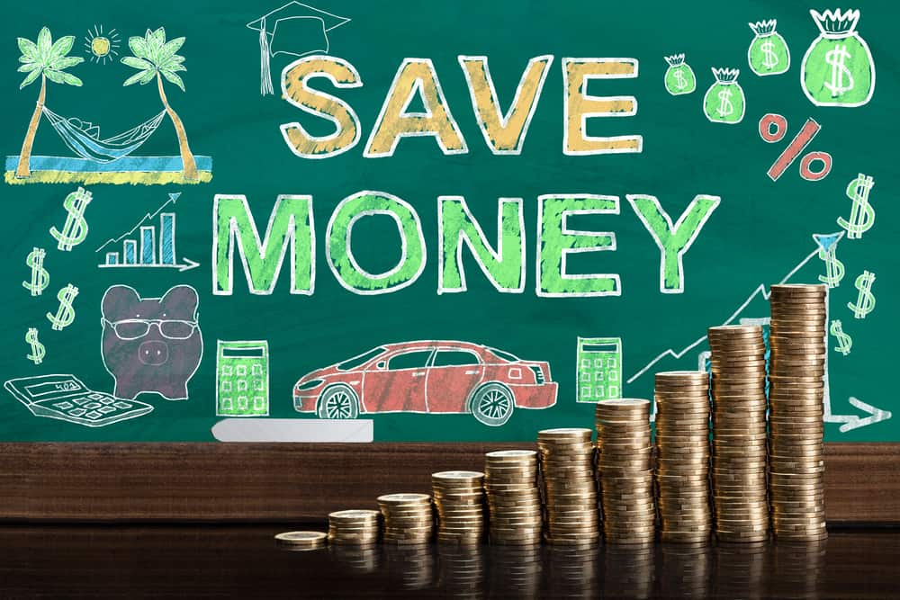 10 Tips for Saving Money Around the House
