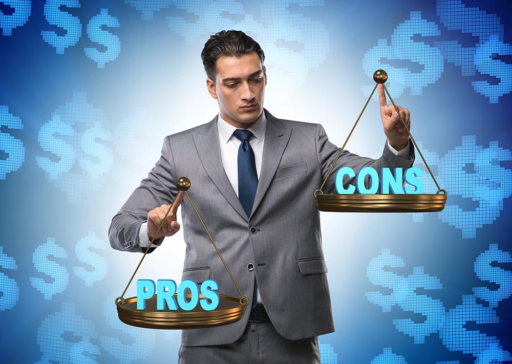 Pros & Cons of Short Term Loans