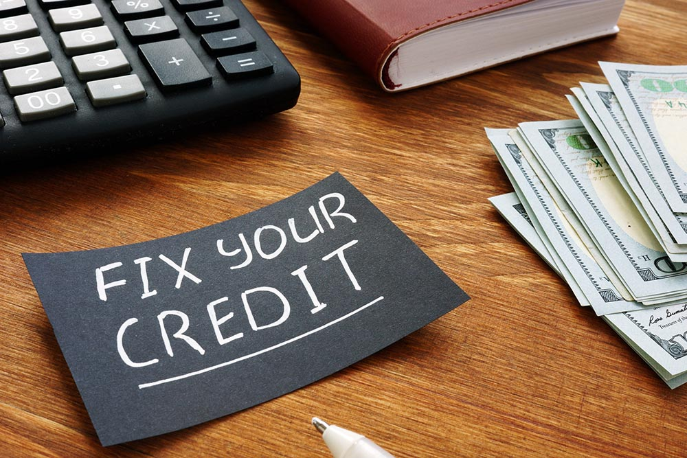 Tips for Fixing Bad Credit