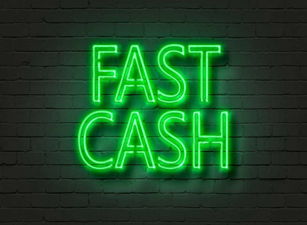 I Live in Alabama, What are My Options for Fast Cash?