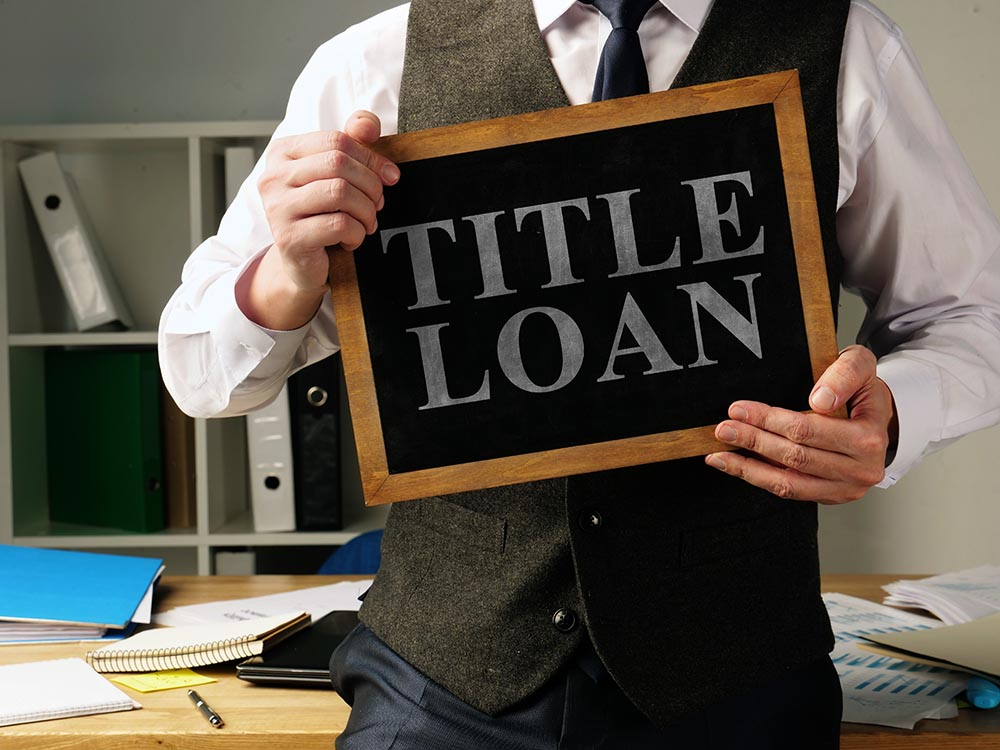 6 Facts to Know When Considering a Title Loan